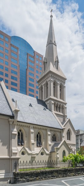 Saint Patrick Cathedral in Auckland 01