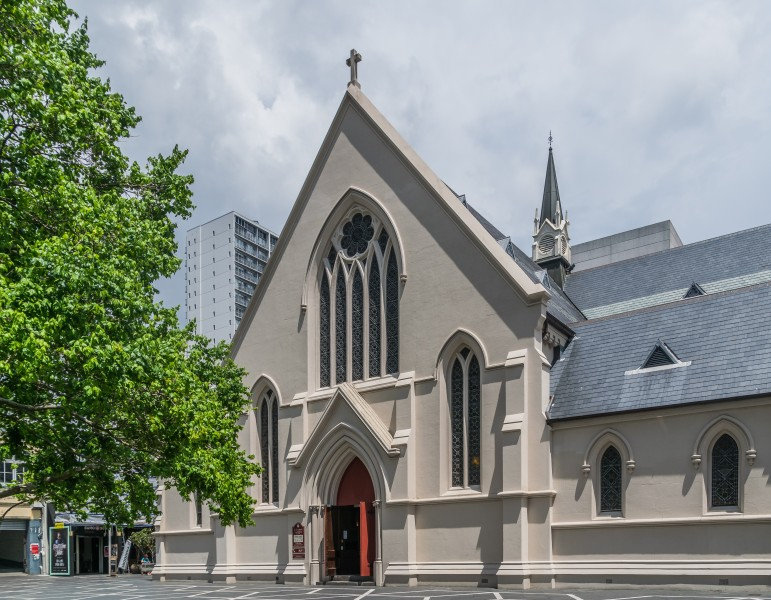 Saint Patrick Cathedral in Auckland 02