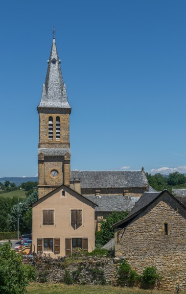 Saint Peter Church of Pierrefiche 03