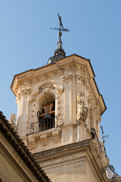 San Juan de Dios church bell tower Granada Andalusia Spain