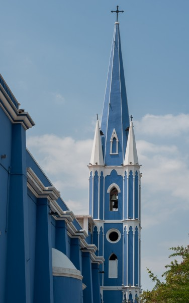 Santa Barbara Church in Maracaibo City