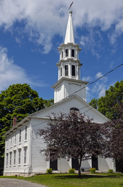 Second Baptist Church of Dover, Dover Plains, NY