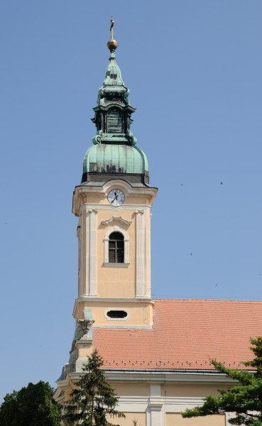 Serbian church - Szeged