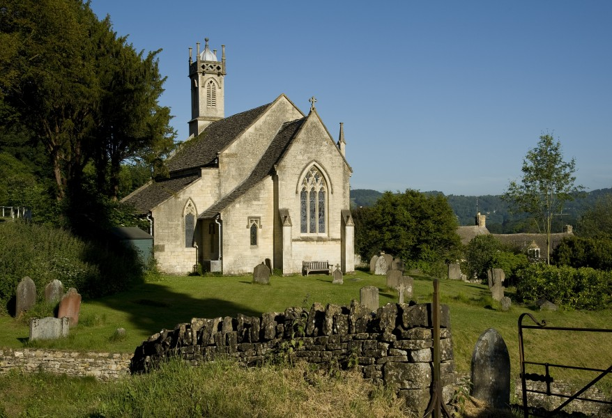 Sheepscombe St Johns Church