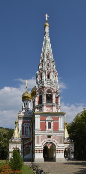 Shipka Memorial Church (by Pudelek)