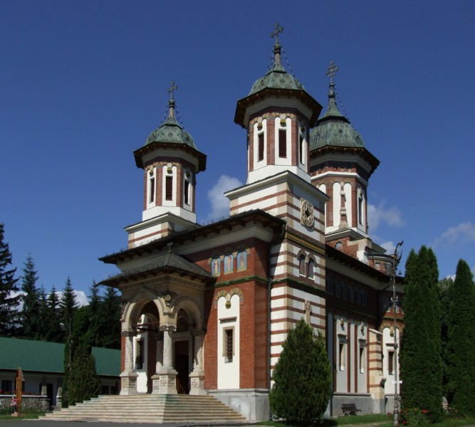 Sinaia monastery - the Great Church