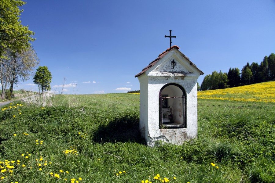 Small chapel near Onsovice