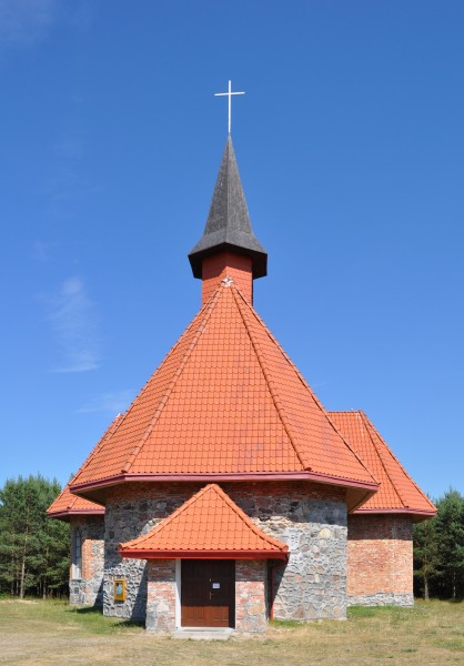 Smołdziński Las - church 01