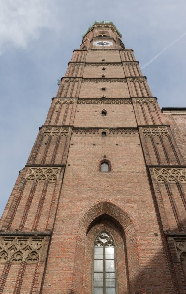 South tower Cathedral Munich