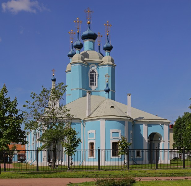 Spb 06-2012 Sampsonievsky Church