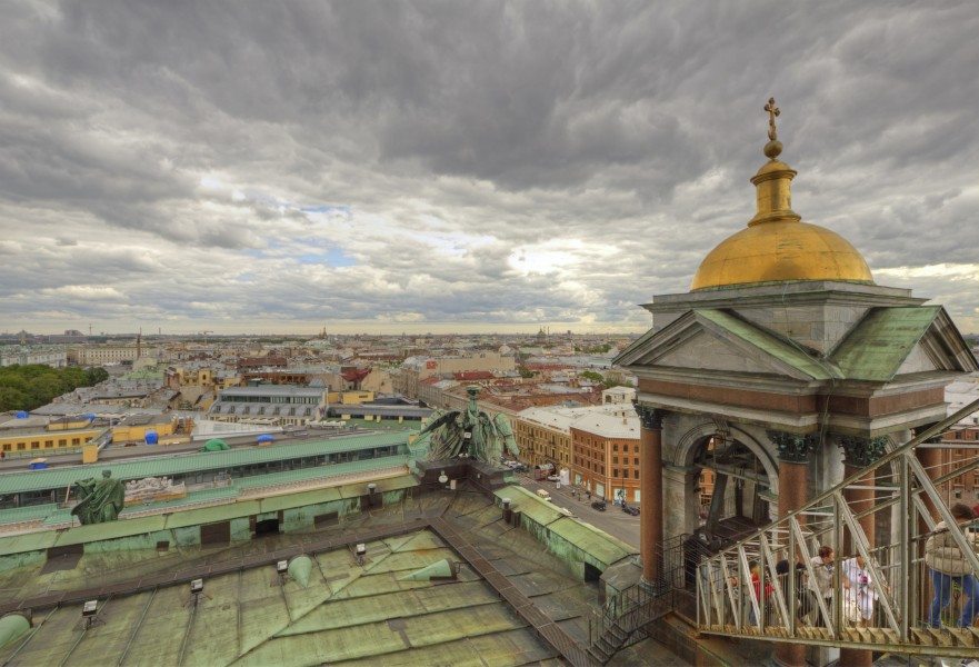 Spb Views from Isaac Cathedral May2012 08