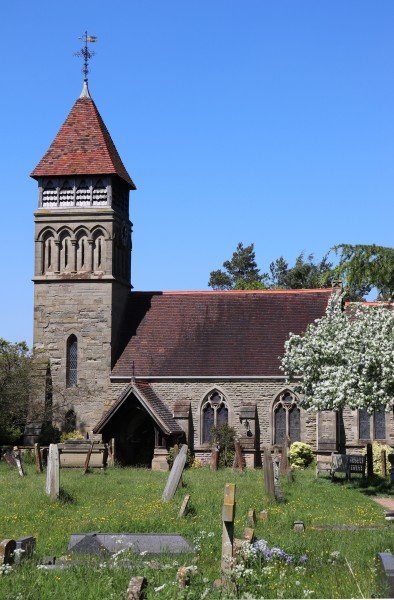 St. James Church, Old Milverton (1)