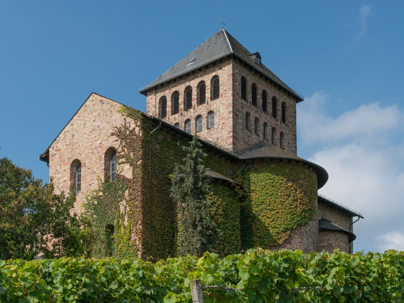 St. Johannes, Johannisberg, South-east view 20140916 1
