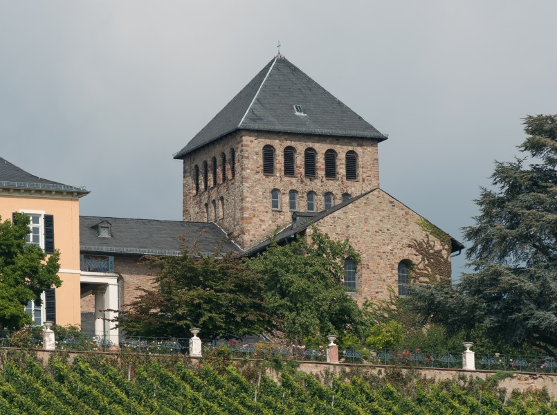St. Johannes, Johannisberg, South view 20140916 1