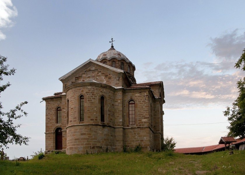 St. John of Rila Church - Sennik