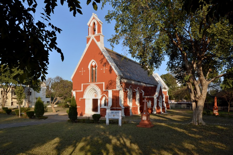 St. John's Church Roorkee