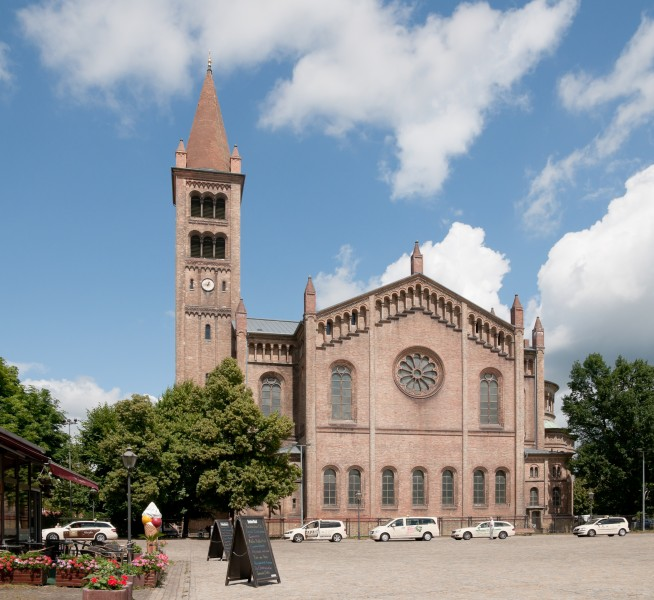 St. Peter und Paul church - Potsdam