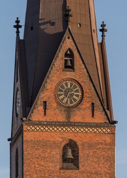St. Petri Hamburg, Tower Detail 131230 1