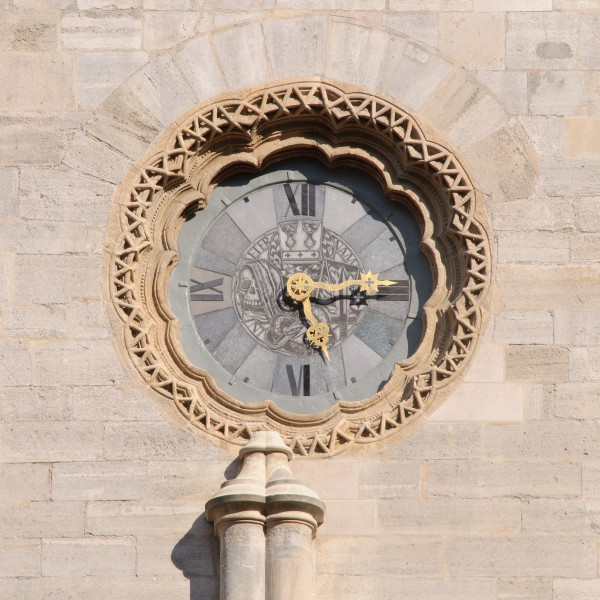 St. Stephen's Cathedral clock - Vienna