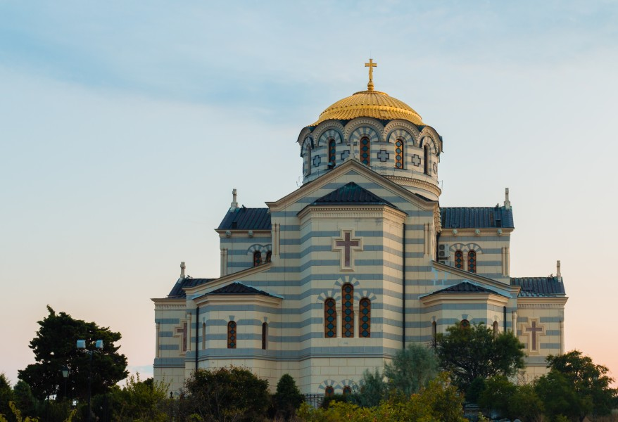 St. Volodimir's Cathedral, Chersones