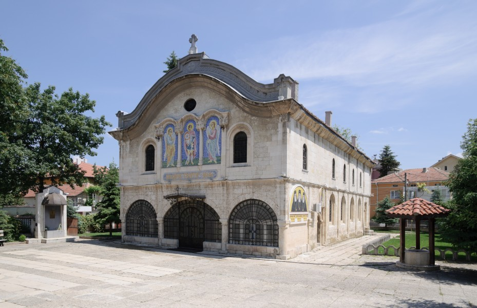 St George church - Dobrich