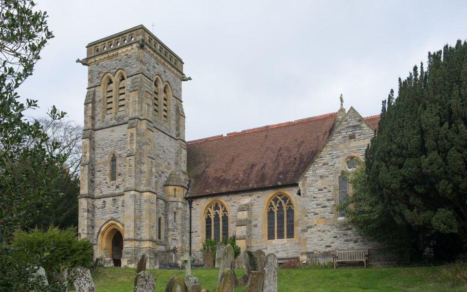 St Peter's Church, Binton