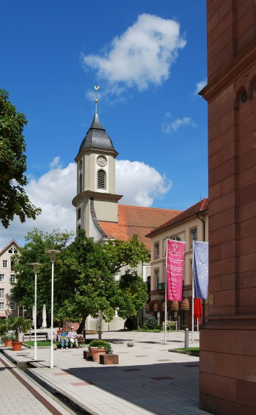 Stadtkirche Bad Wildbad 2011