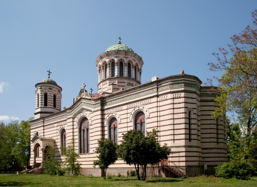 StNikolaySofiyski church Sofia 2