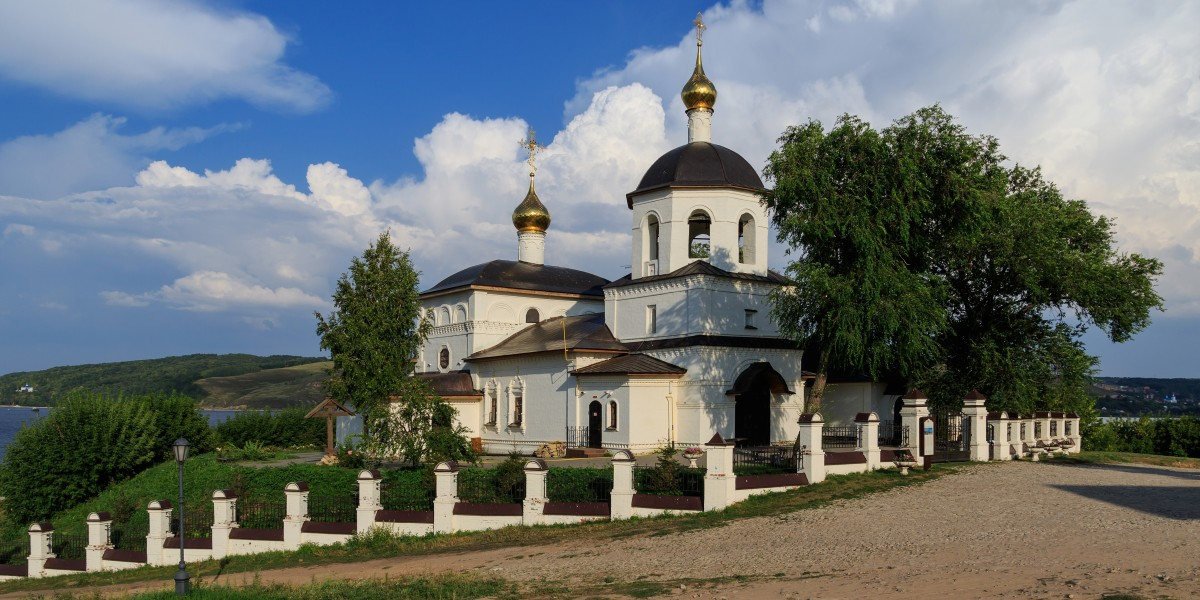 Sviyazhsk Constantine and Helena Church 08-2016