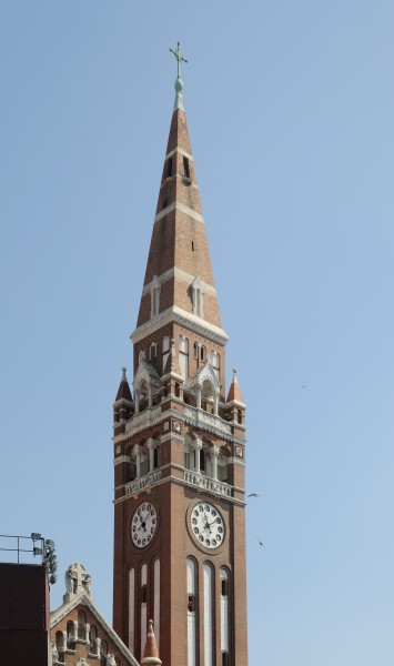 Szeged Cathedral tower