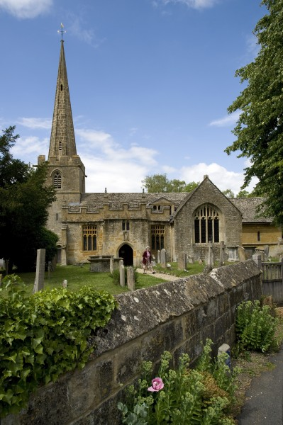 The Church of St Michael and All Angels-Stanton