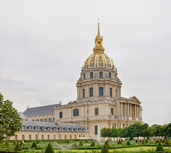 The Dome Church at Les Invalides - July 2006