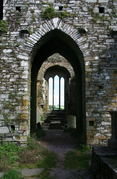 Timoleague Friary Church