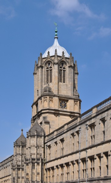 Tom Tower of Christ Church, Oxford