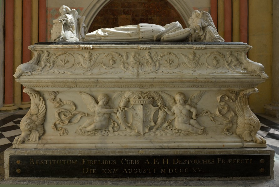 Tomb of the children of Charles VIII Tours 2