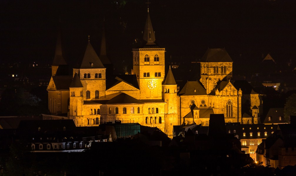 Trier, Hohe Domkirche St. Peter -- 2015 -- 6158