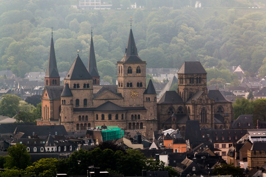 Trier, Hohe Domkirche St. Peter -- 2015 -- 6172