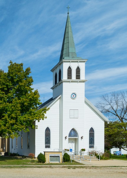 Trinity Lutheran Church - Shumway, Illinois
