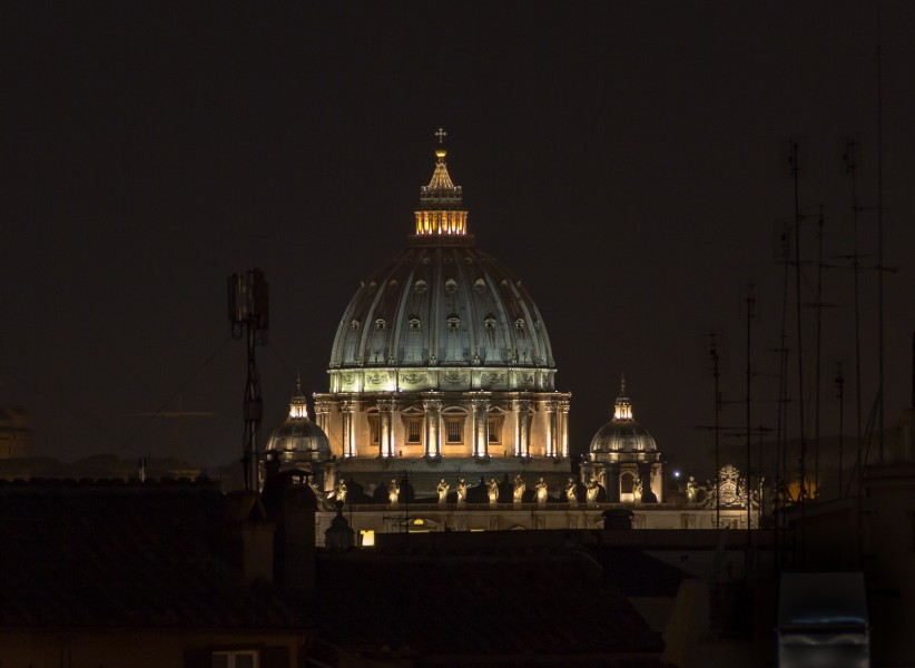 Vatican City (VA), Petersdom -- 2013 -- 3656