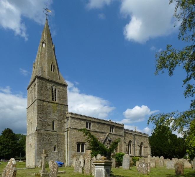 Wansford Parish Church