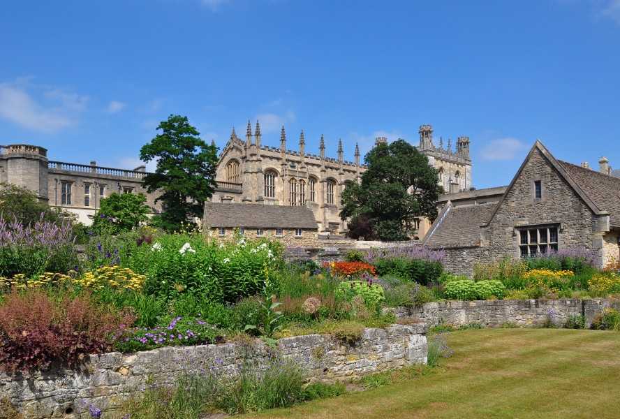 War Memorial Garden of Christ Church, Oxford