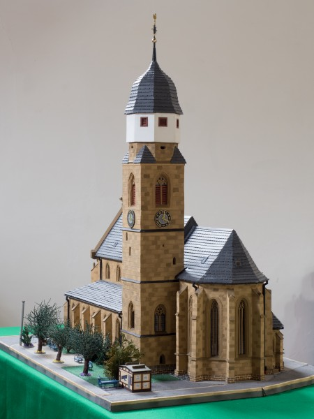 Weismain-church-model-270074