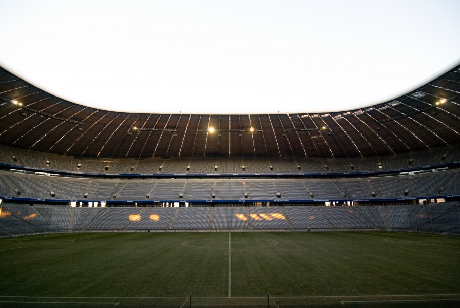 Allianz Arena stadium, FC Bayern Munich (2158530797)