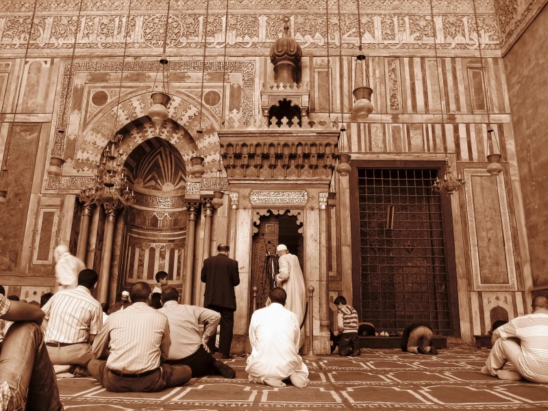 Flickr - HuTect ShOts - Masjid of Sultan Hassan مسجد ومدرسة السلطان حسن - Cairo - Egypt - 16 04 2010 (1)