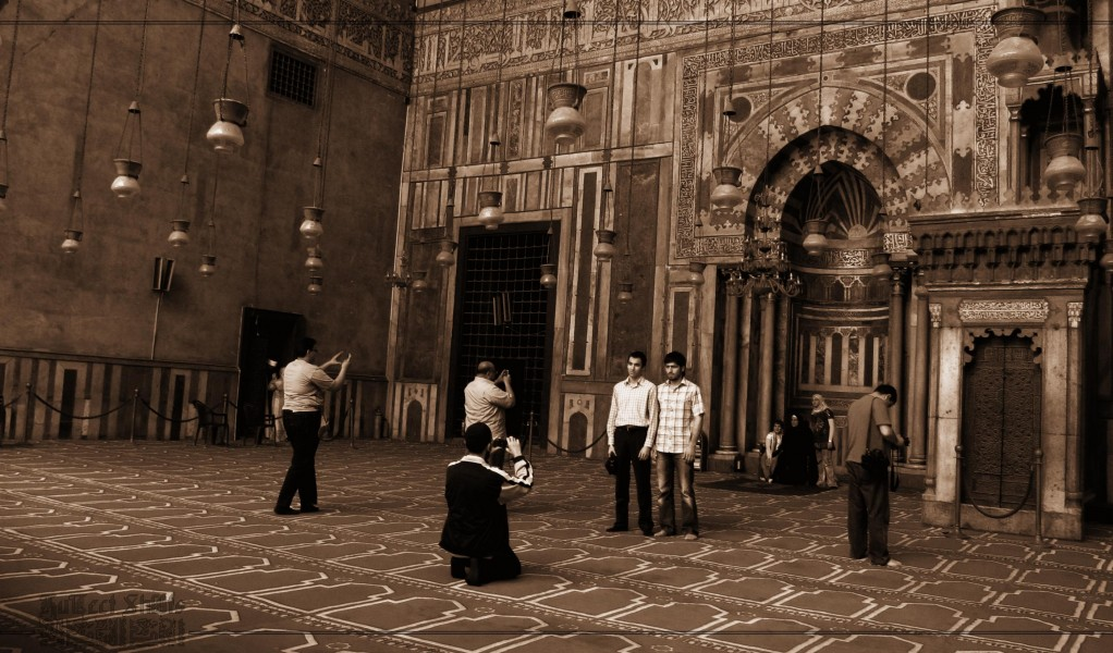 Flickr - HuTect ShOts - Who Can Take Me a Photo^ - Masjid of Sultan Hassan مسجد ومدرسة السلطان حسن - Cairo - Egypt - 16 04 2010