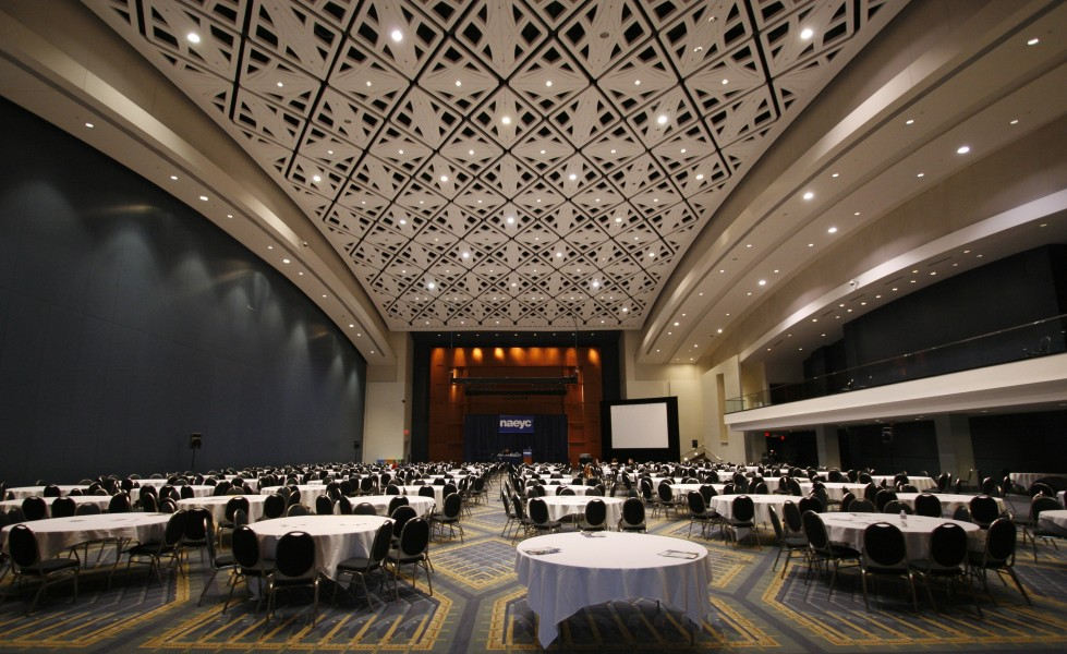 Walter E. Washington Convention Center - Ballroom C