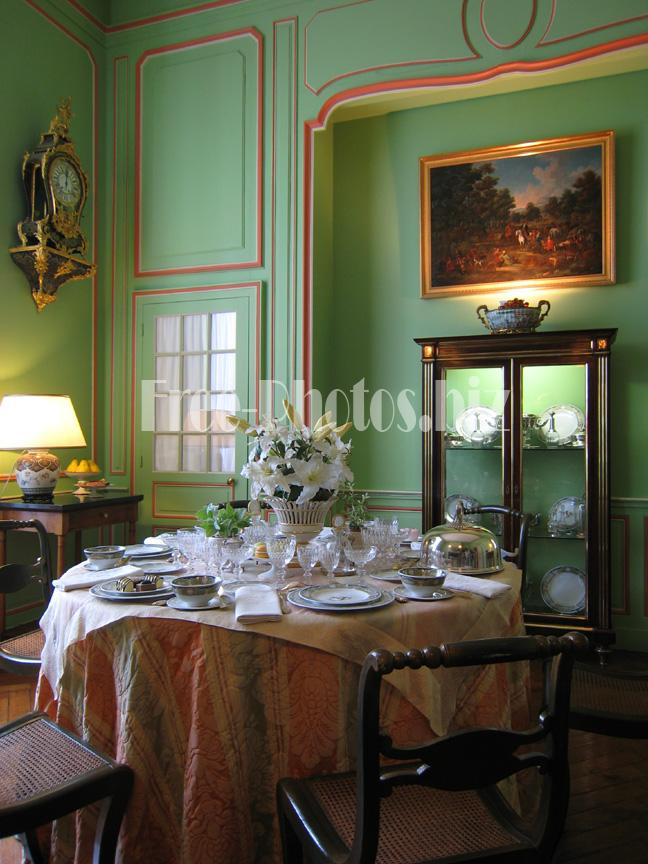 Cheverny Dining Room