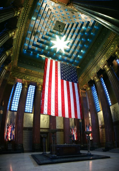 Indiana World War Memorial interior