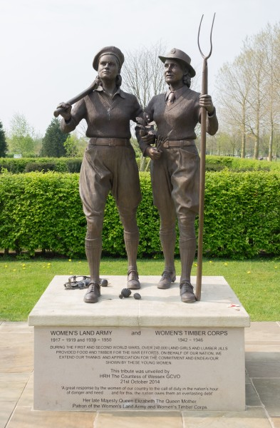 Women's Land Army and Women's Timber Corps Memorial