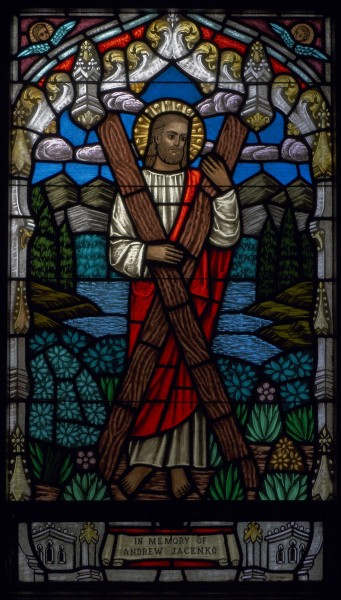 All Saints' Episcopal Church, San Francisco - Stained Glass Windows 05